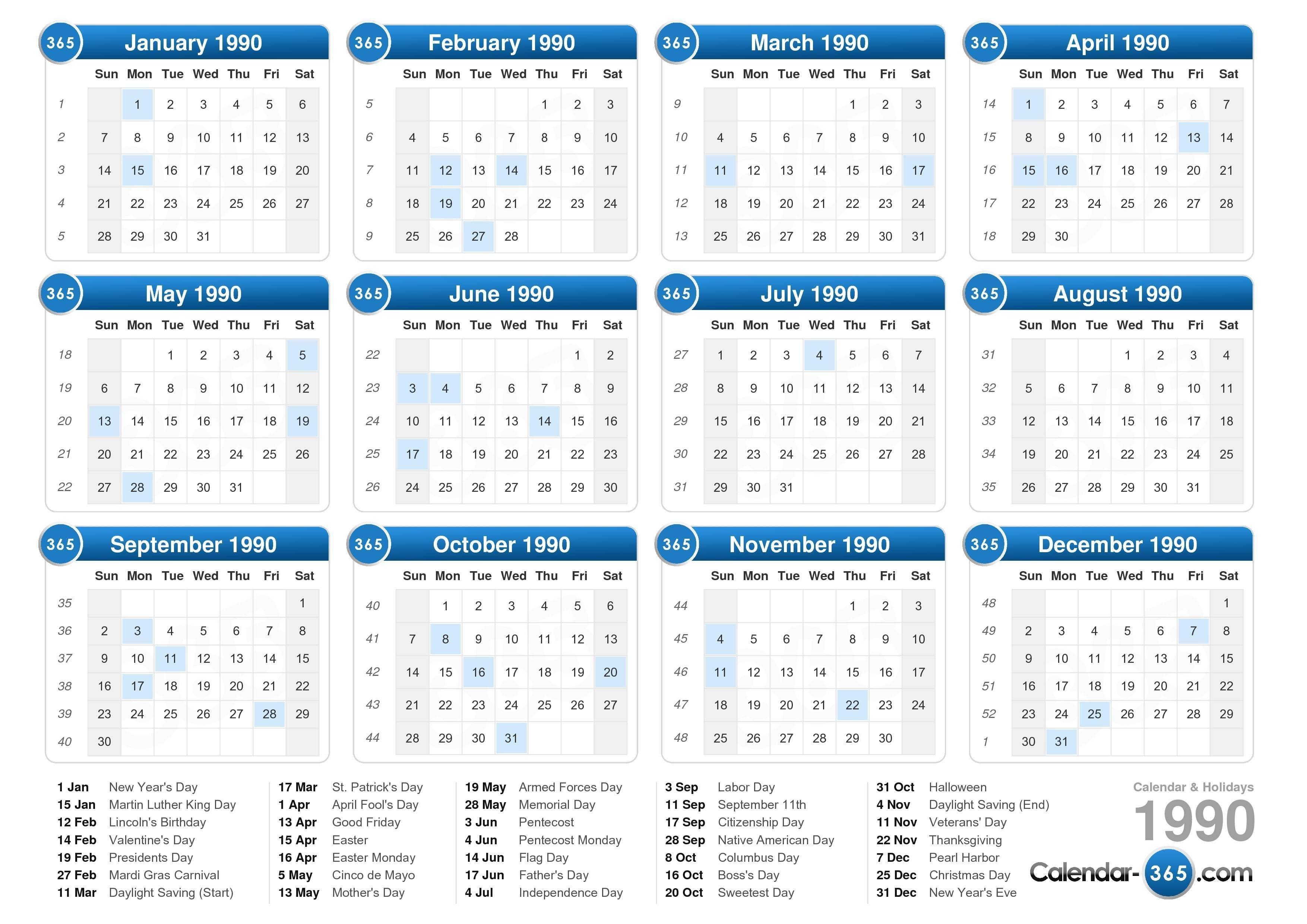 1990 Calendar-Nanakshahi Calendar 2020 January