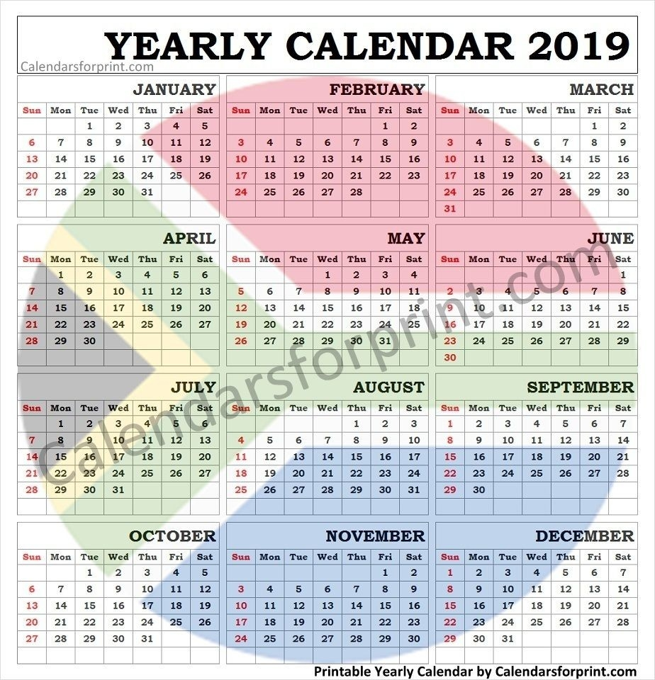 2019 Calendar South Africa | South Africa Calendar 2019-Calendar Template South Africa