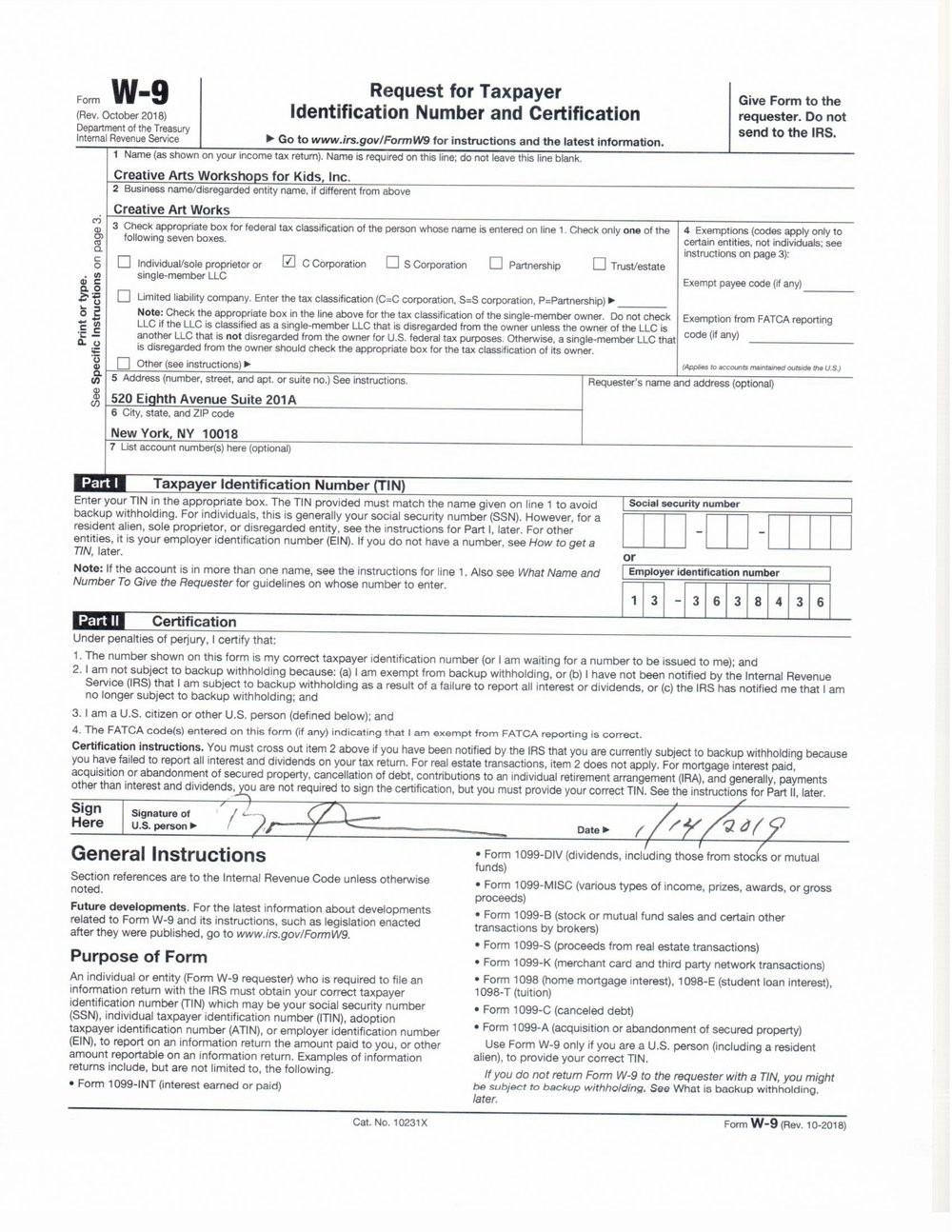 2019 W9 | Calendar Template Printable-Blank W 9 Form 2020 Printable Free