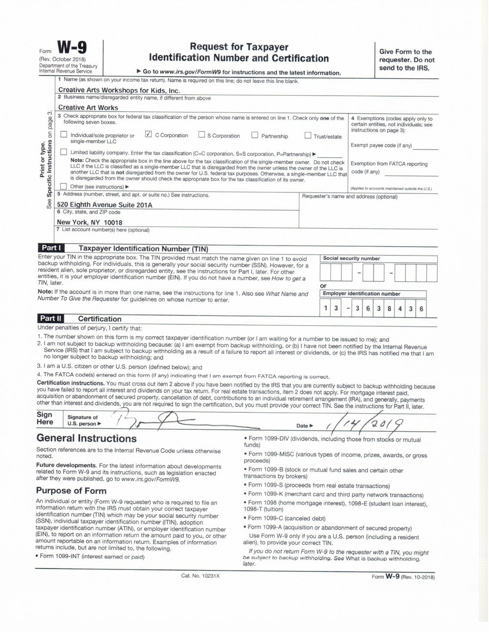 2019 W9 | Calendar Template Printable-Blank W9 2020 Printable Pdf