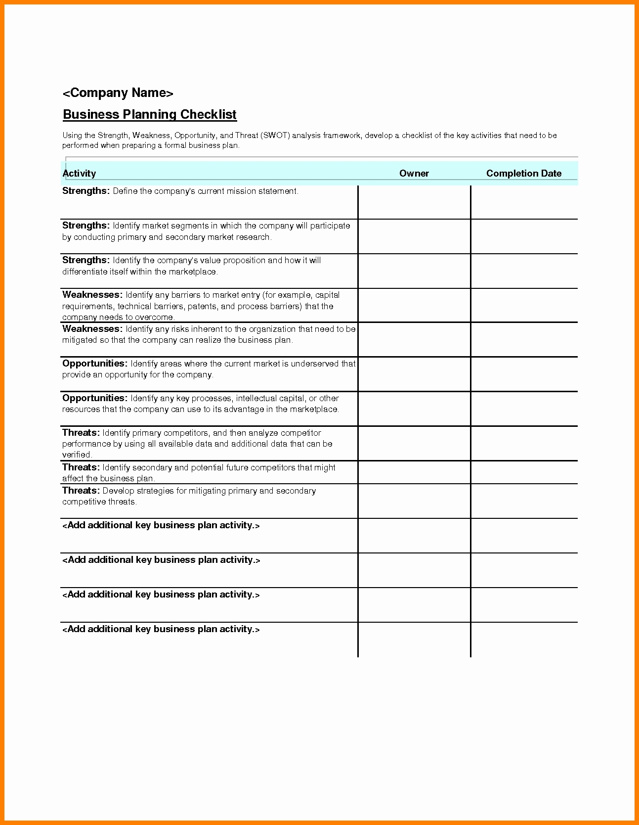 8+ Event Management Checklist Excel | Business Opportunity-Event Guest List Template Excel