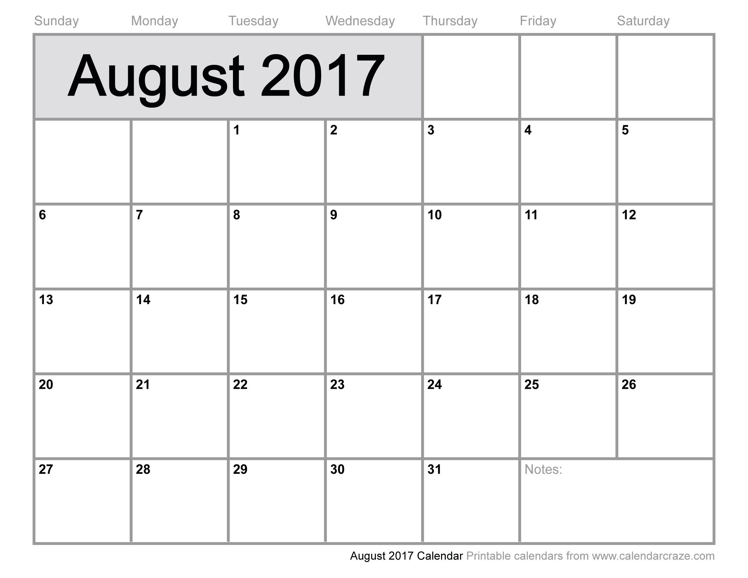 August 2017 Calendar Uk, August 2017 Uk Calendar, August-Uk Monthly Calendar Template