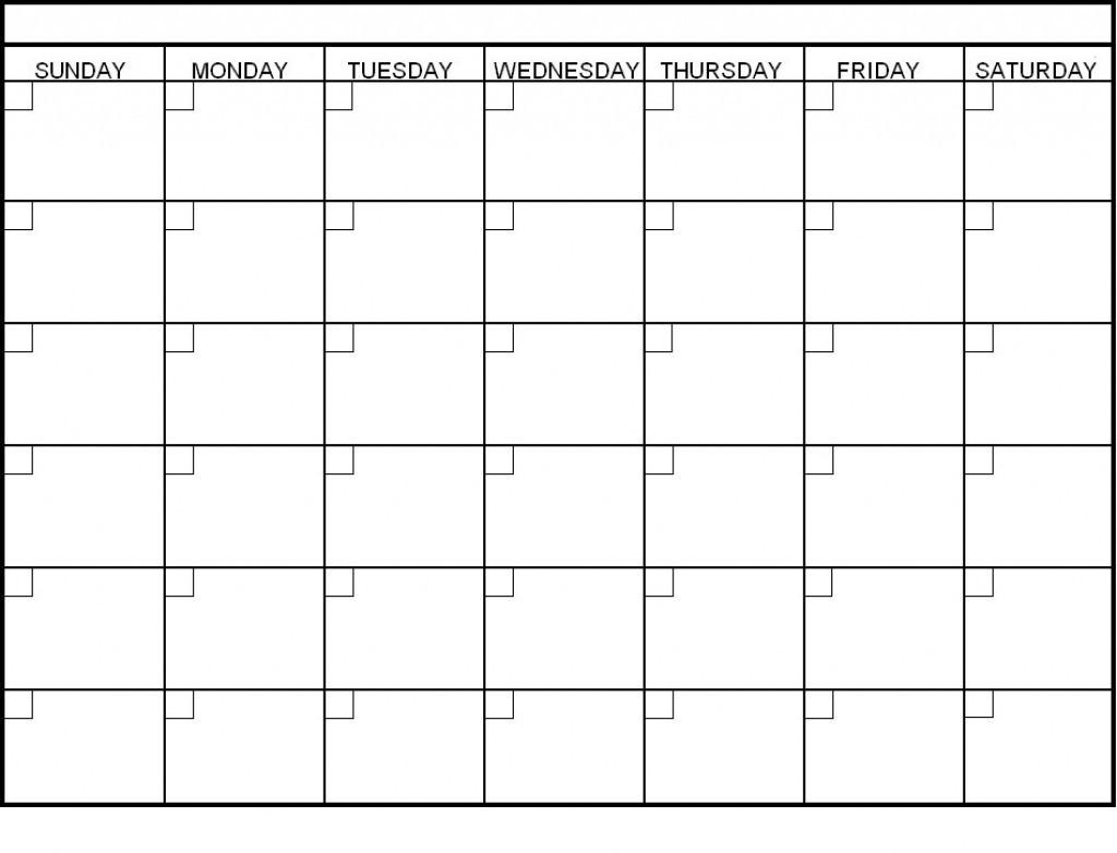 Blank 6 Week Calendar Oklmindsproutco Pictures Within 6 Week-Blank 6 Week Calendar Template