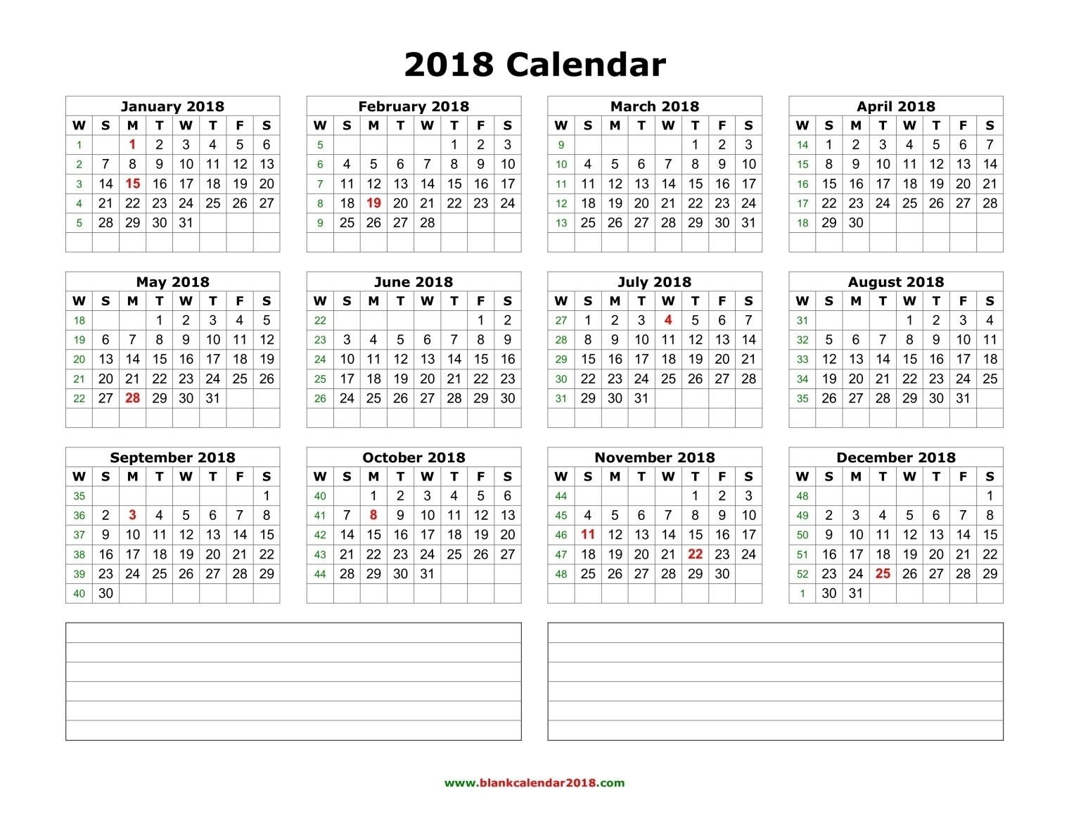Blank Calendar 2018 Best Calendarlab 13 Calendarlab-Calendar Labs 2020 Templates
