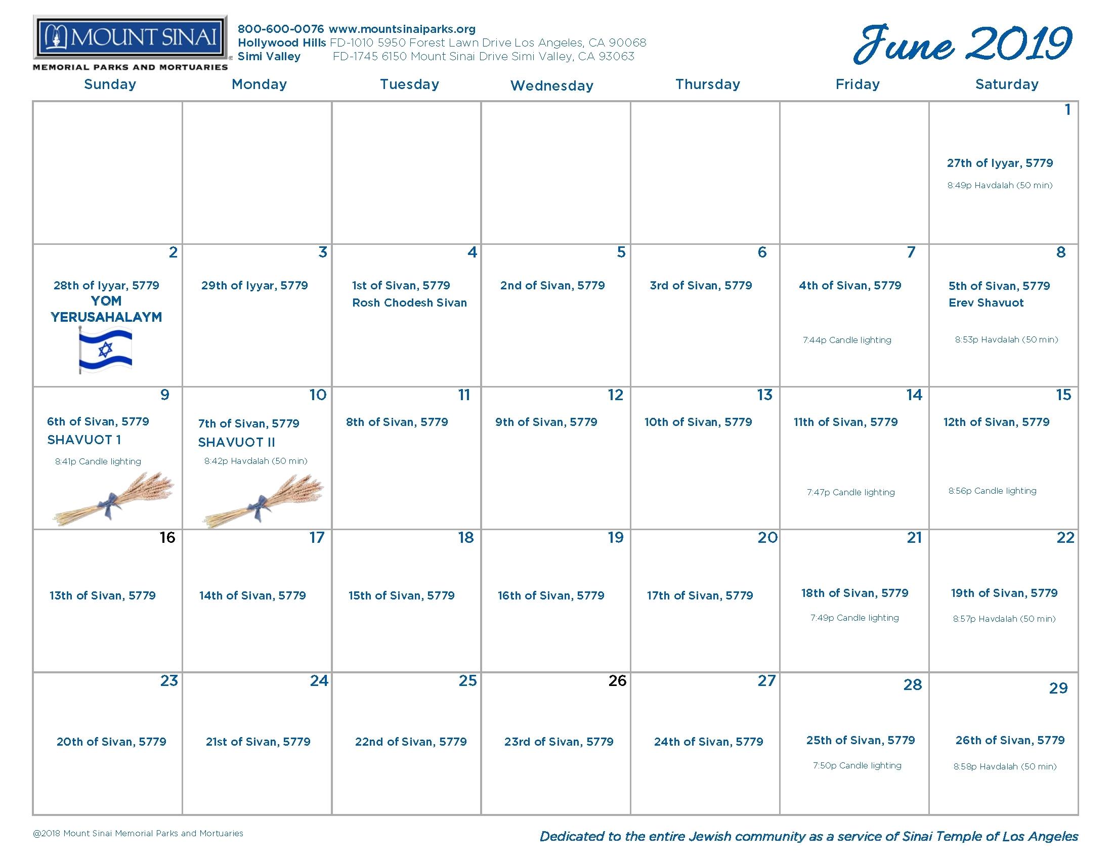 Calendar Jewish Holidays October 2019 • Printable Blank-Dates For The Jewish Holidays In October