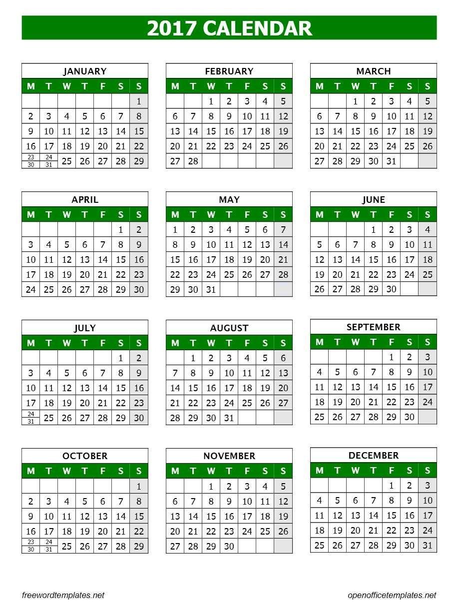 Calendar Template Open Office – Printable Week Calendar-Libre Office Monthly Bill Calendar