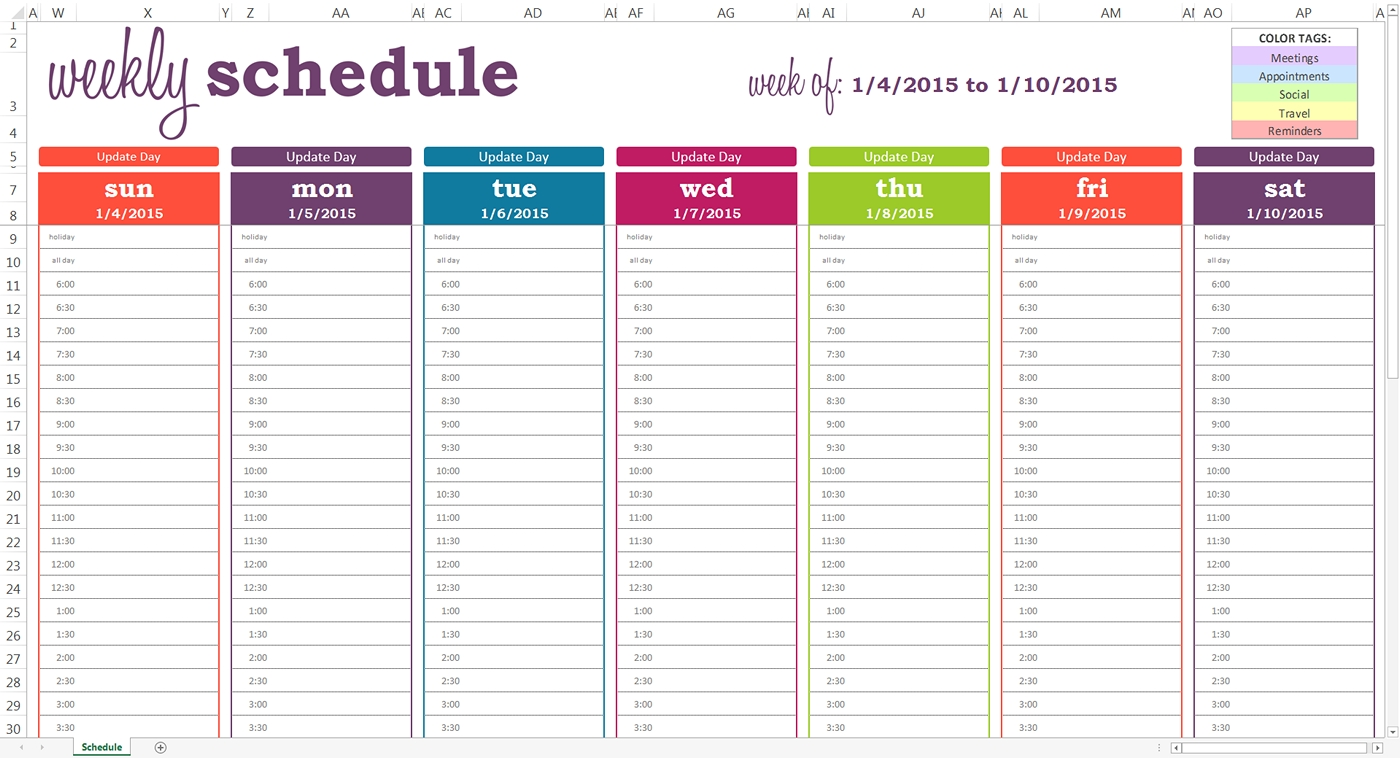 Daily Planner With Time Slots Template – Printable June July-Free Printable Monthly Calendar 2020 With Time Slots