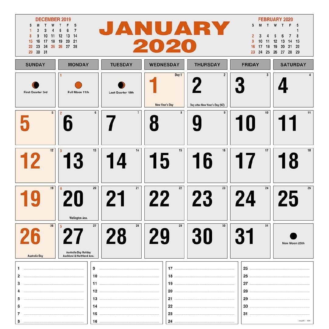 Diaries, Calendars And Planners | Warehouse Stationery, Nz-Six Monthly New Zealand Calendars