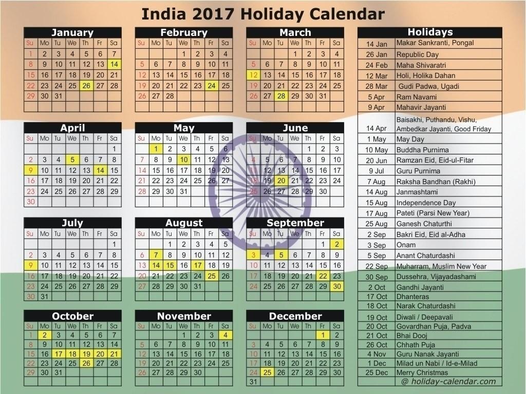 Exceptional 2020 Calendar India Holidays • Printable Blank-Printable 2020 Holidays India