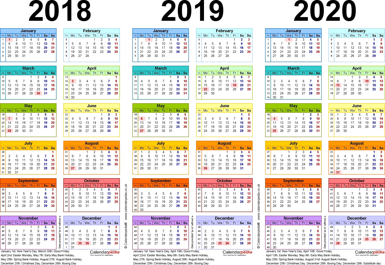 Exceptional 2020 Calendar South Africa • Printable Blank-January 2020 Calendar South Africa