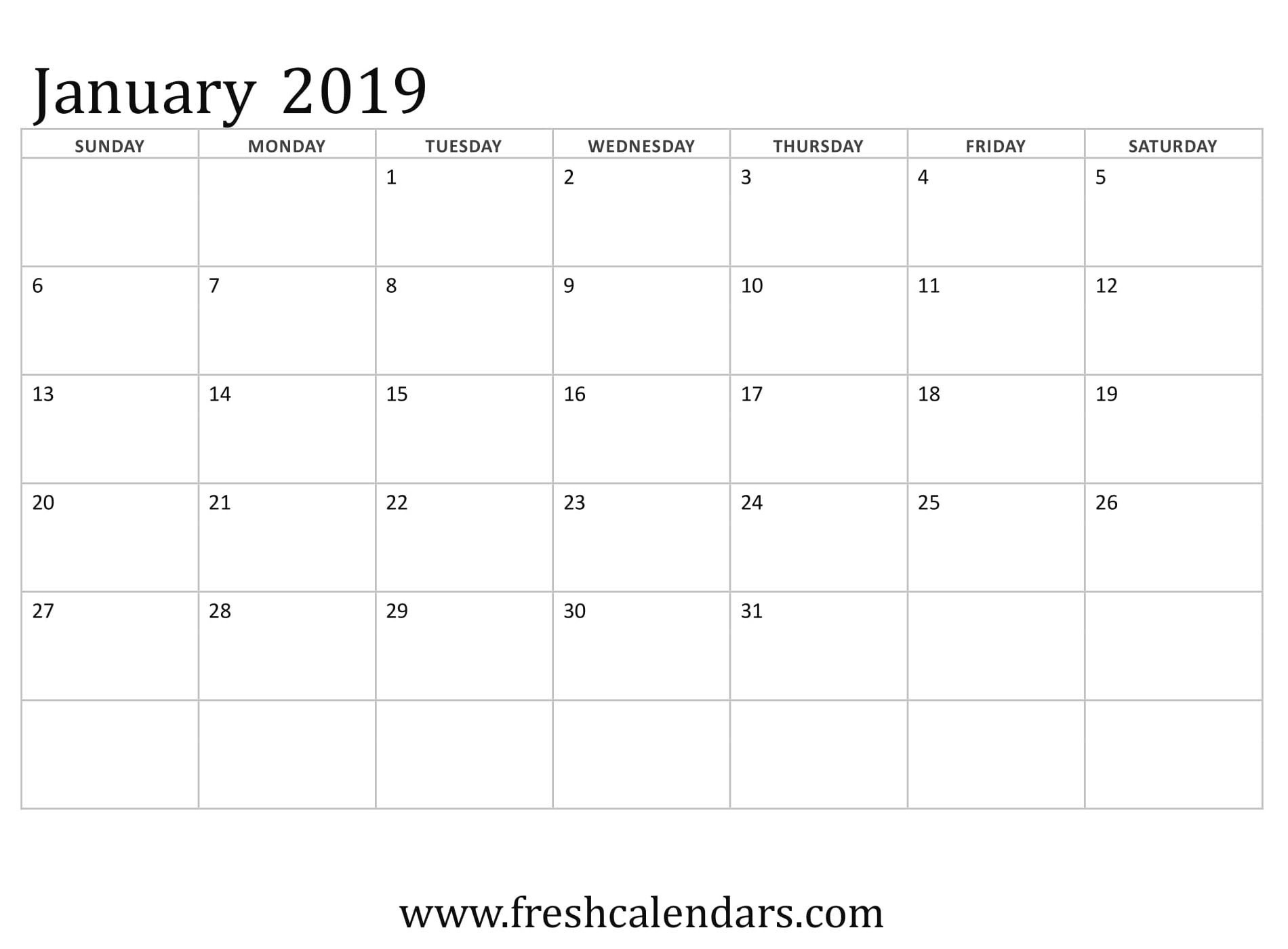 February 2020 Calendar Waterproof | My Way Of Learning Is Design-January 2020 Calendar Waterproof