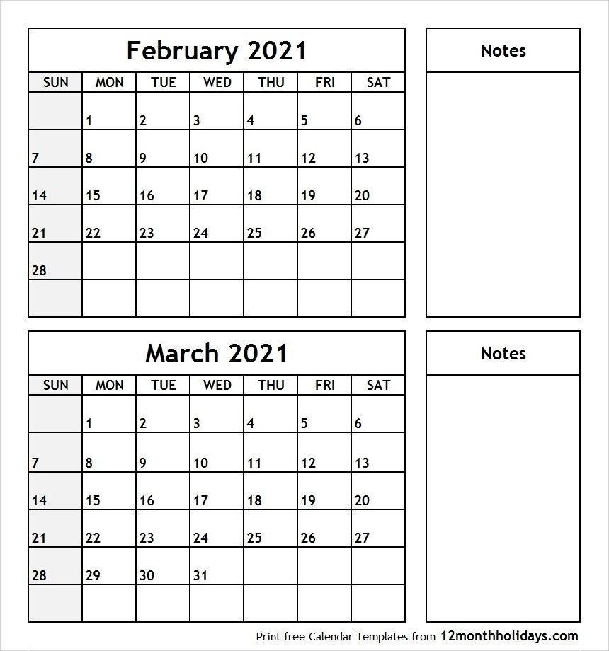 February March 2020 Printable Calendar | 2018 Calendar-January February March 2020 Calendar