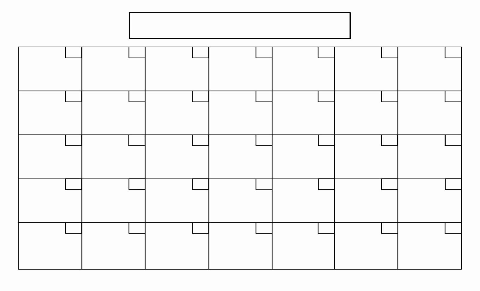 Free Printable Calendar Templates Interesting In Fill In-Fill In Calendar Template