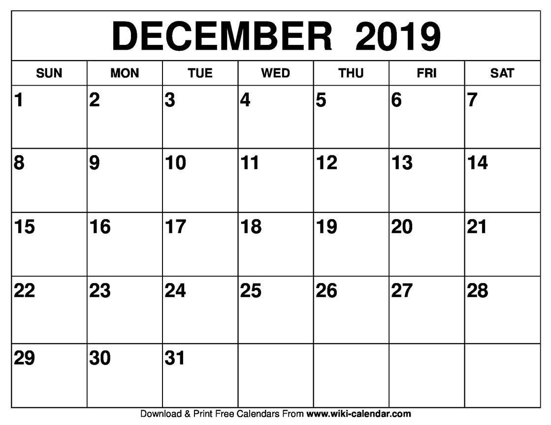 Free Printable December 2019 Calendar-Printable Secular Calendar With Jewish Holidays