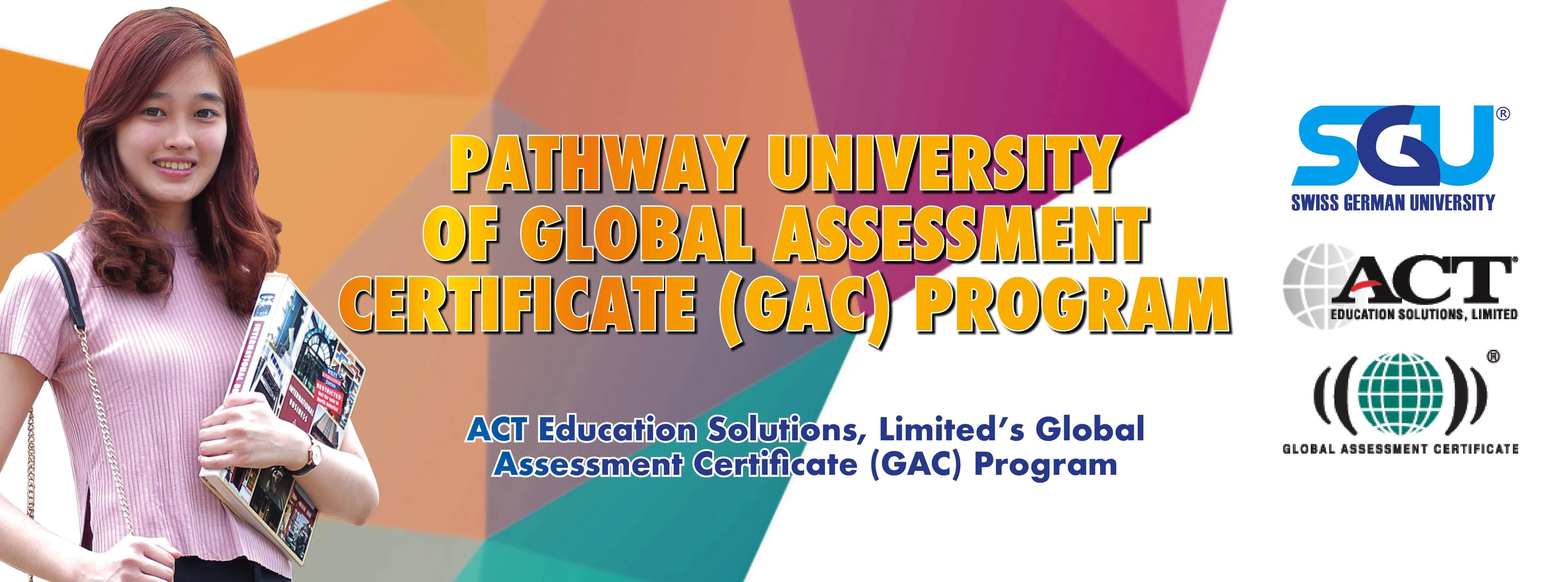 Gac Program - Swiss German University-Sgu Academic Calendar January 2020