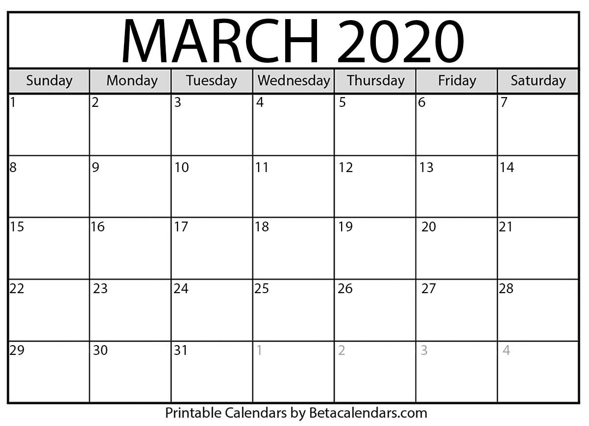 Https://idlewildfurnishing/blank-Monday-Friday-Calendar-Bill Calendar 2020 Templates