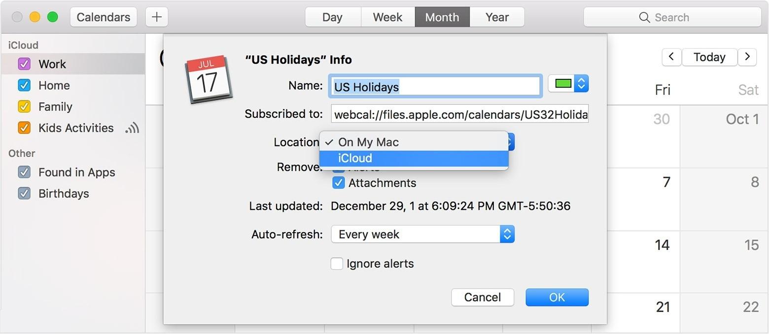 Icloud Calendar-Icloud Calendar Subscription Holidays