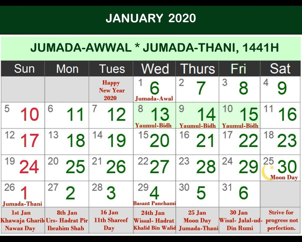Islamic Calendar 2019 - Hijri Calendar 2020 For Android-January 2020 Hijri Calendar