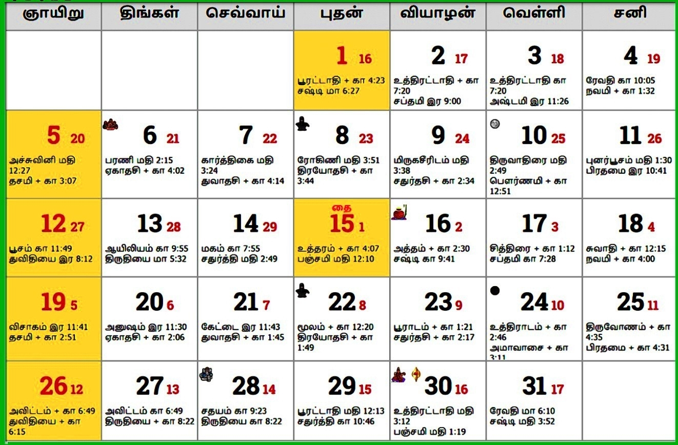 January 2019 Tamil Calendar Muhurtham | Calendar Template-January 2020 Calendar Muhurtham Dates