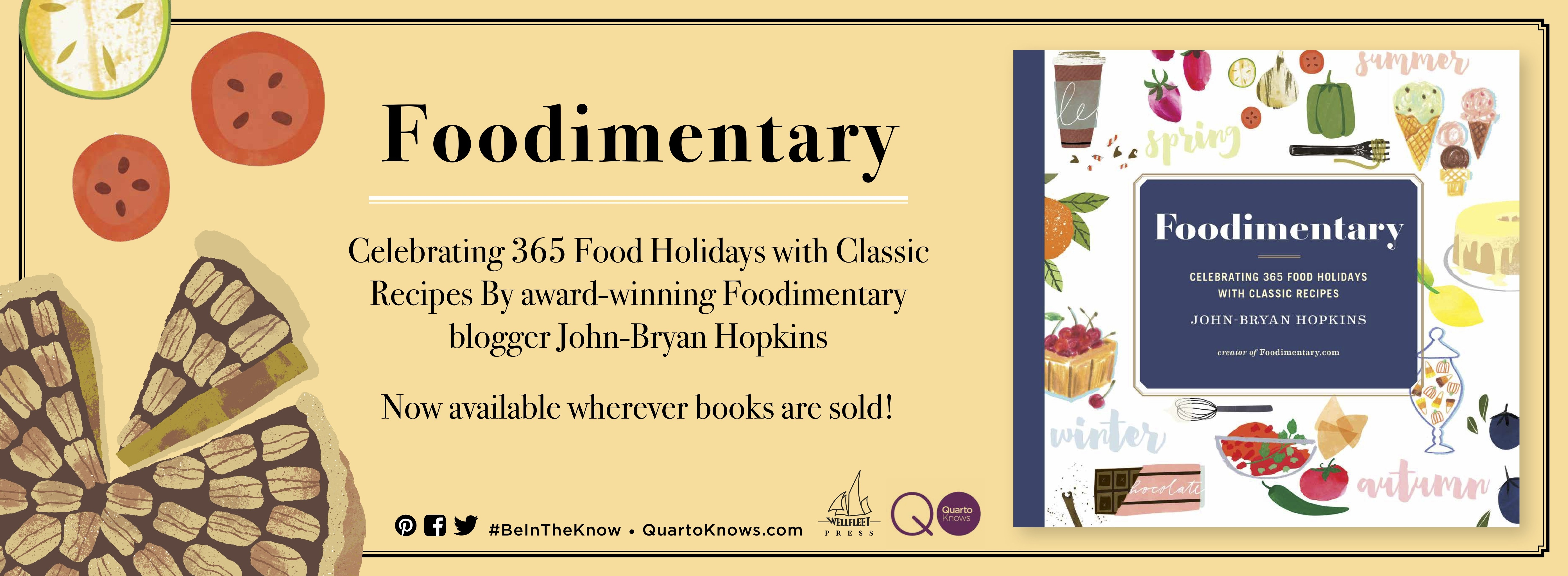 January Holidays   Foodimentary - National Food Holidays-National Food Holidays 2020