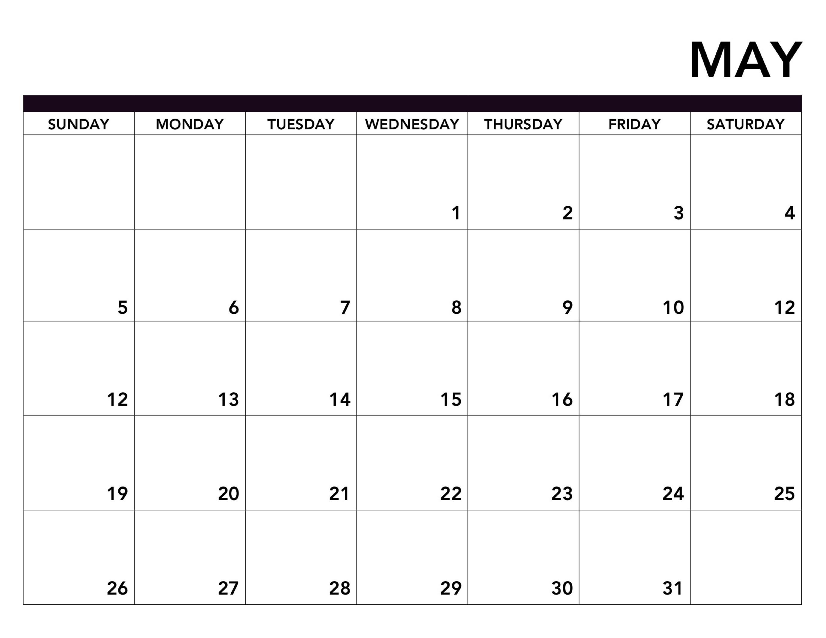 July And August Blank Calendar - Calendar Inspiration Design-July And August Blank Schedule