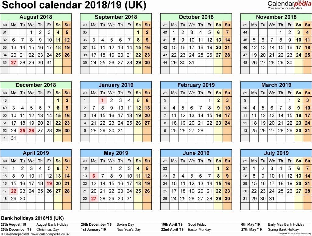 Lovely 35 Design Free Printable 2019 Calendars With National-2020 Calendar Printable Major Jewish Holidays