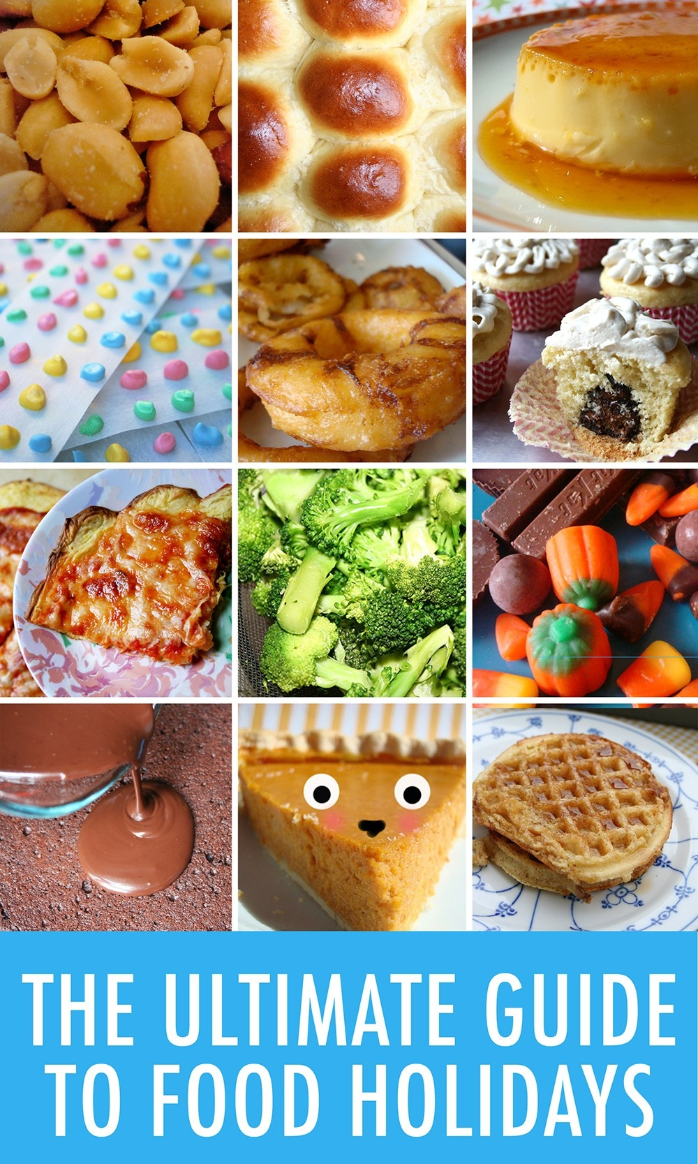 National Food Holidays To Celebrate-Food Day Schedule Today Holidays