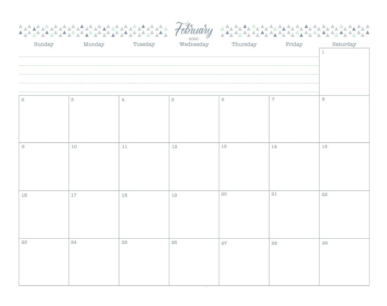 Printable 2020 Blank Calendar Templates | Calendar 2020-Monthly Calender 2020 Organizer For Bills