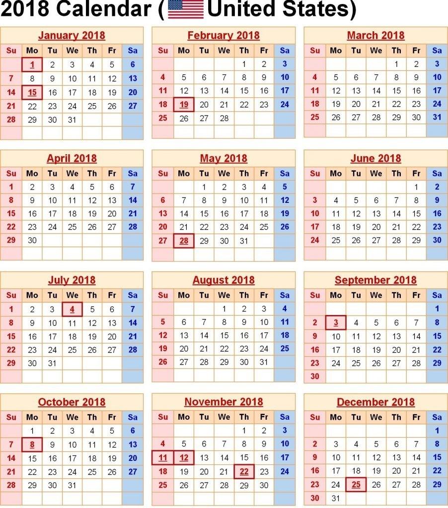 Printable Blank Calendar 2019 Usa - Free August 2019-Us Printable Blank Calendars