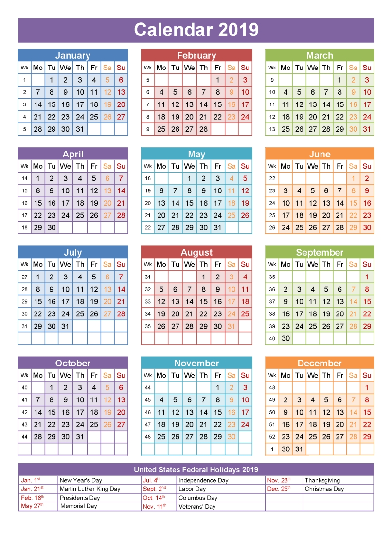 Printable Calendar 2018 With Holidays South Africa-Sa Calendar With Holidays