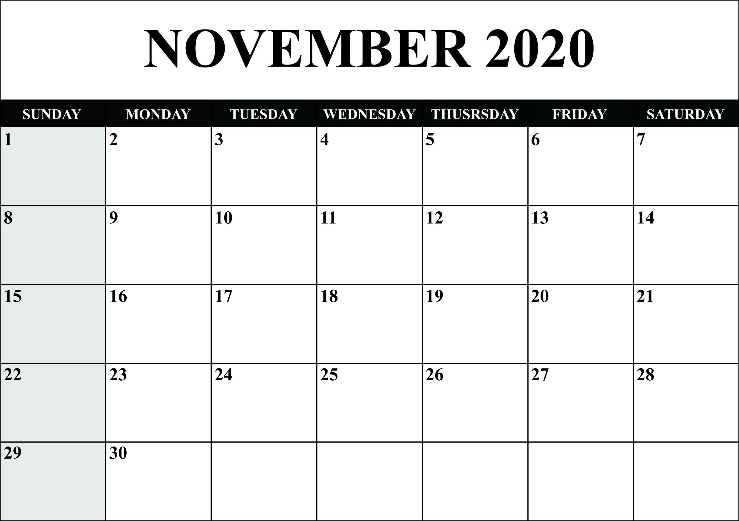 Printable Calendar 2020 Monthly Monday Start   Calendar-Jewish Calendar January 2020