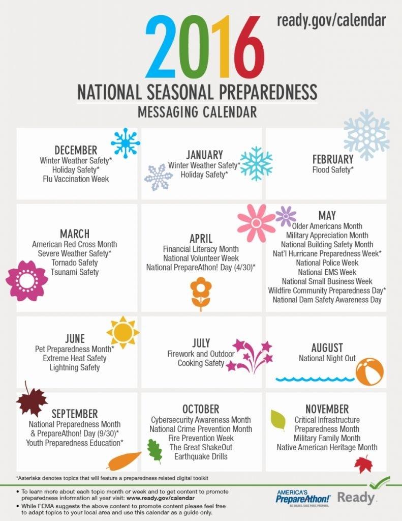 Printable Calendar April 2018 National Food Day | Calendar-National Monthly Calendar For Food