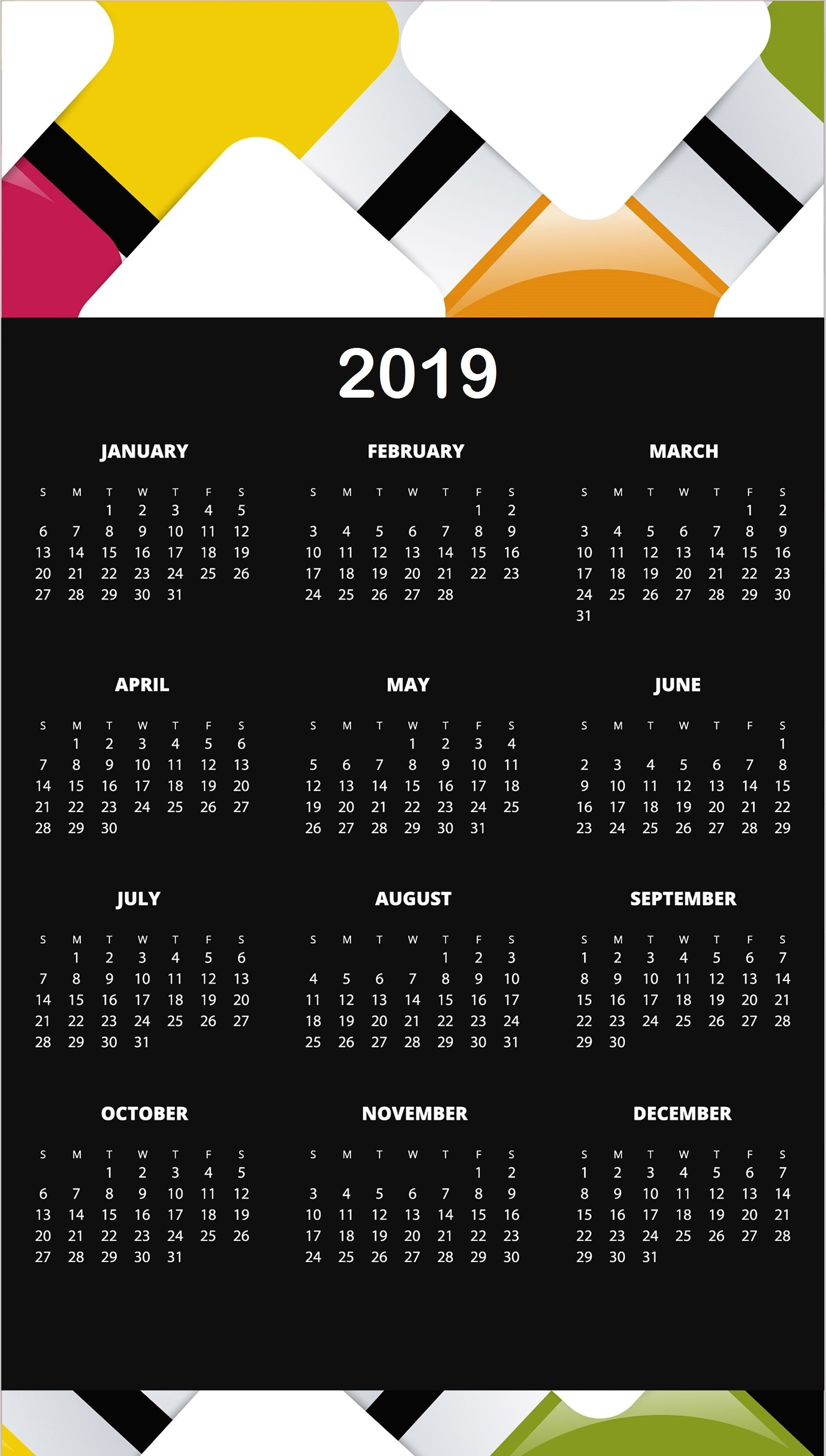 Printable Calendar April 2019 National Food Day | Calendar-Calander Of Monthly Food Days
