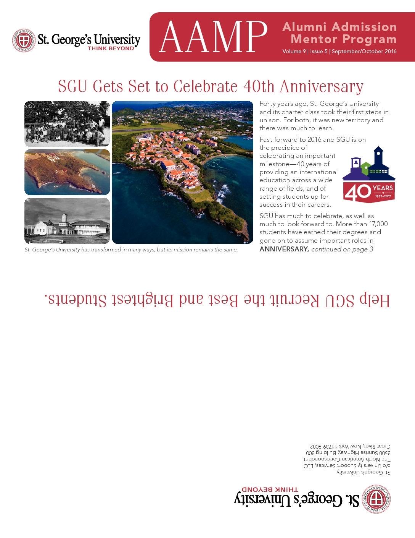 Publications Archive | St. George's University-Sgu Academic Calendar January 2020