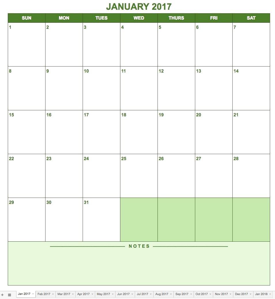 Sheet Yearly R Printable Editable Spreadsheet Template Uk-Blank Calendar For Google Spreadsheets