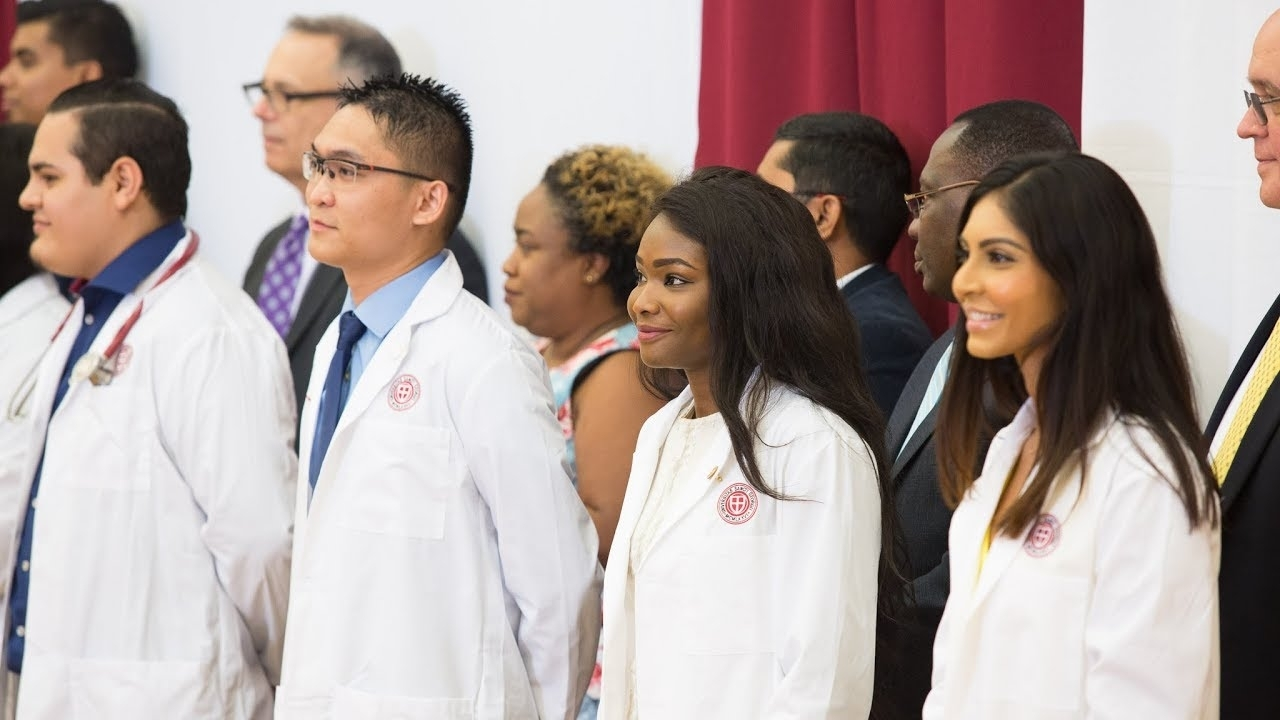 Spring 2018 Sgu School Of Medicine White Coat Ceremony (5Pm)-Sgu Academic Calendar January 2020