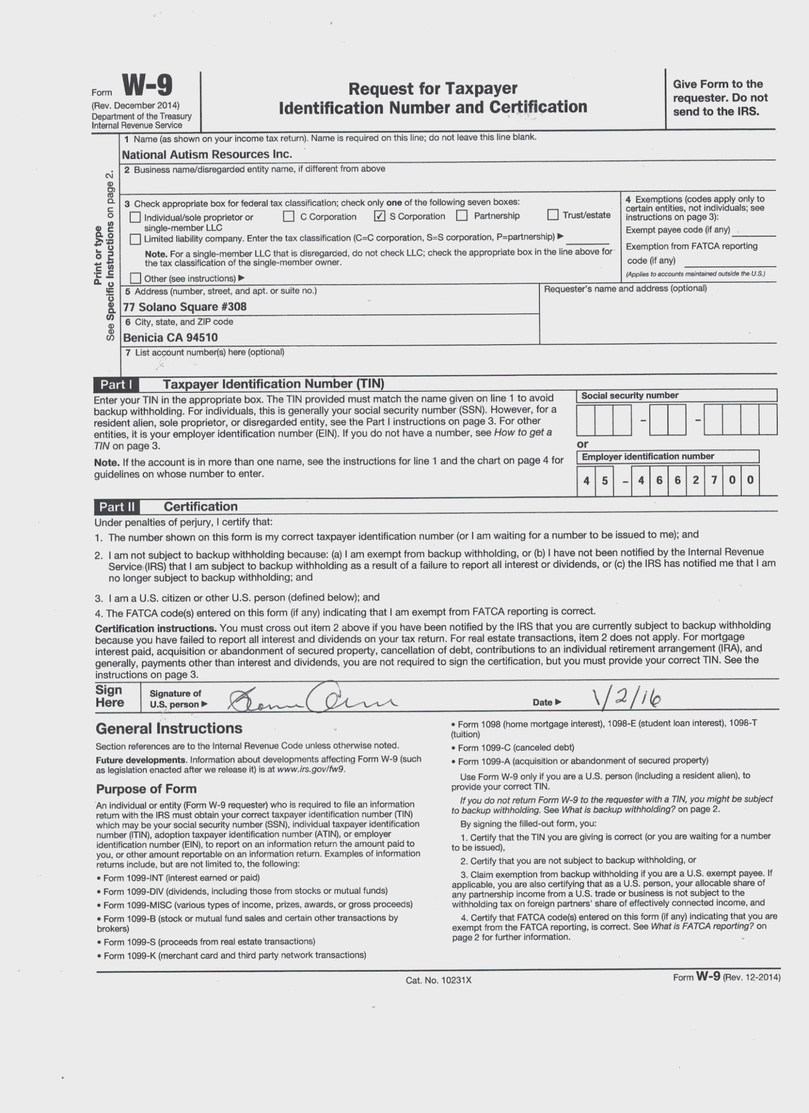 The Reasons Why We Love W 11 Form | Invoice Form-Print Blank W9 Form