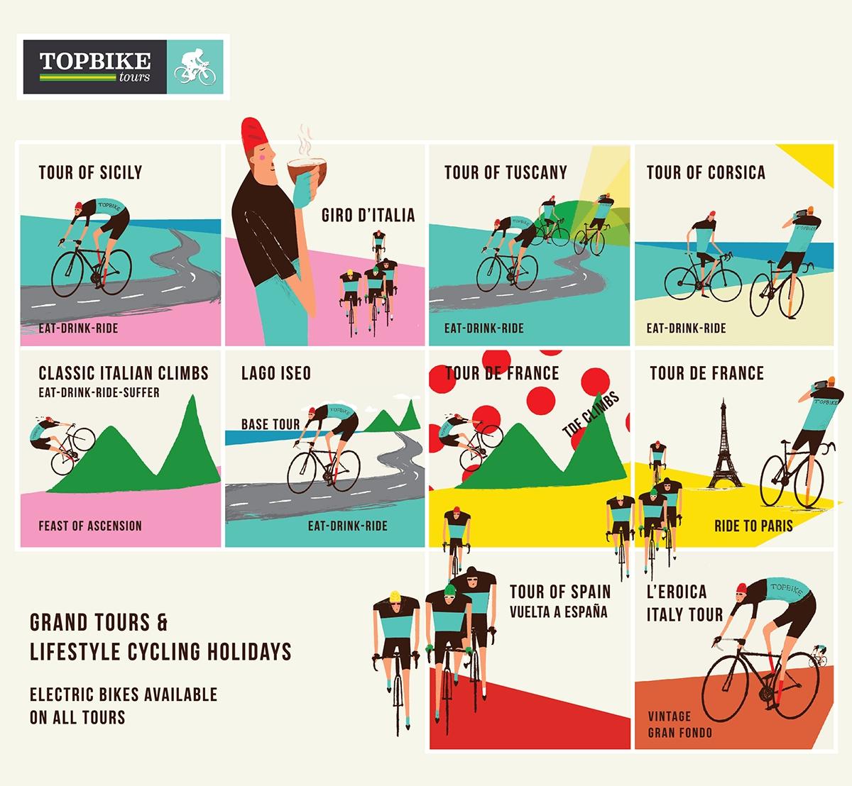 Topbike's 2020 Ride Calendar - 2020 Tour Dates European-Europe Holidays 2020 Calendar