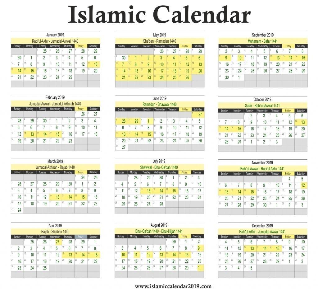 Urdu Calendar March 2019 | Calendar Format Example::march-January 2020 Arabic Calendar