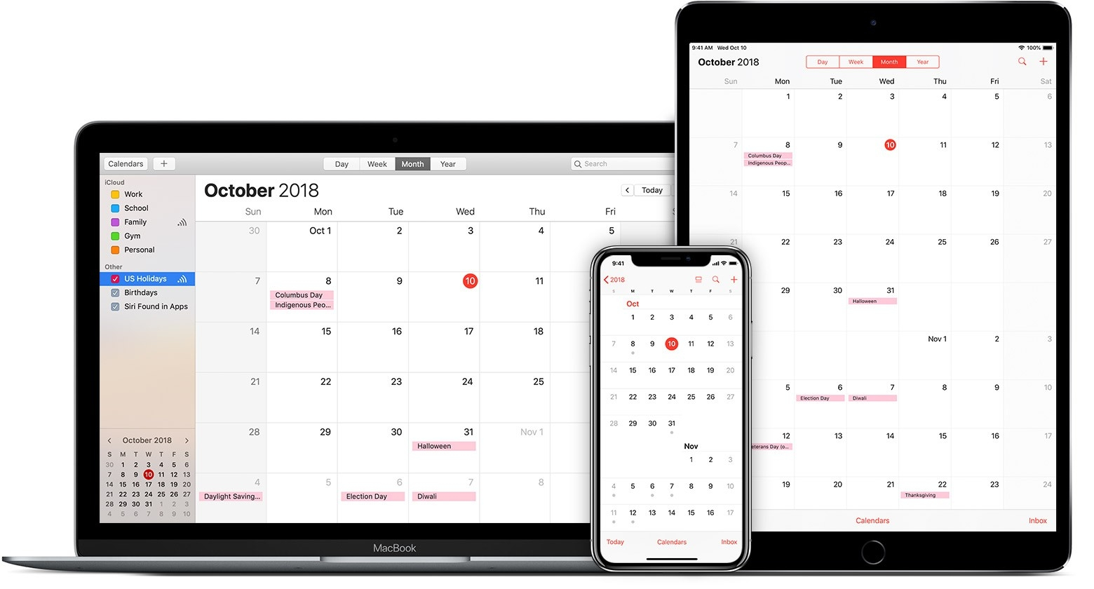 Use Icloud Calendar Subscriptions - Apple Support-Icloud Calendar Subscription Holidays