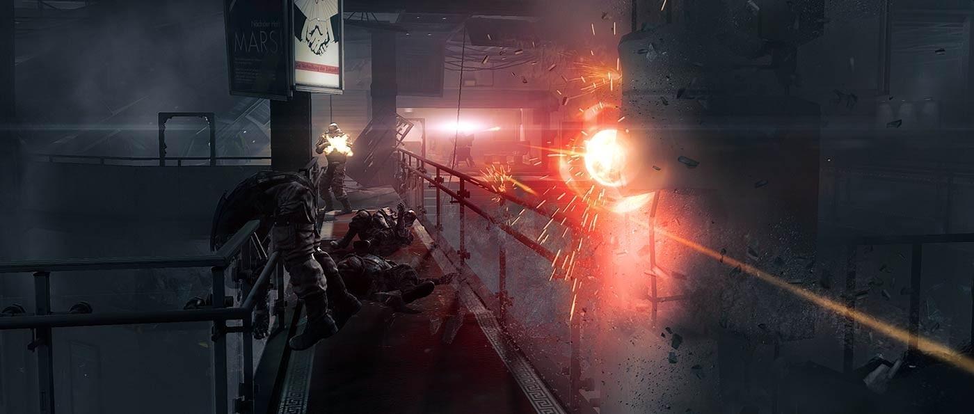 Wolfenstein: The New Order Will Make You Cry Blood - Cinemablend-Jewish Holidays In Decembermachine