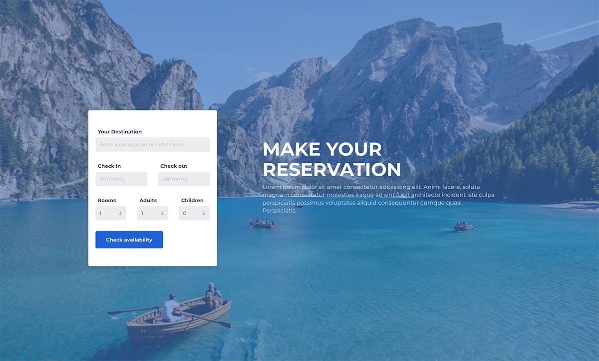 21 Free Booking Form Templates To Help You Serve Better 2019-Free Reservation Calendar Template