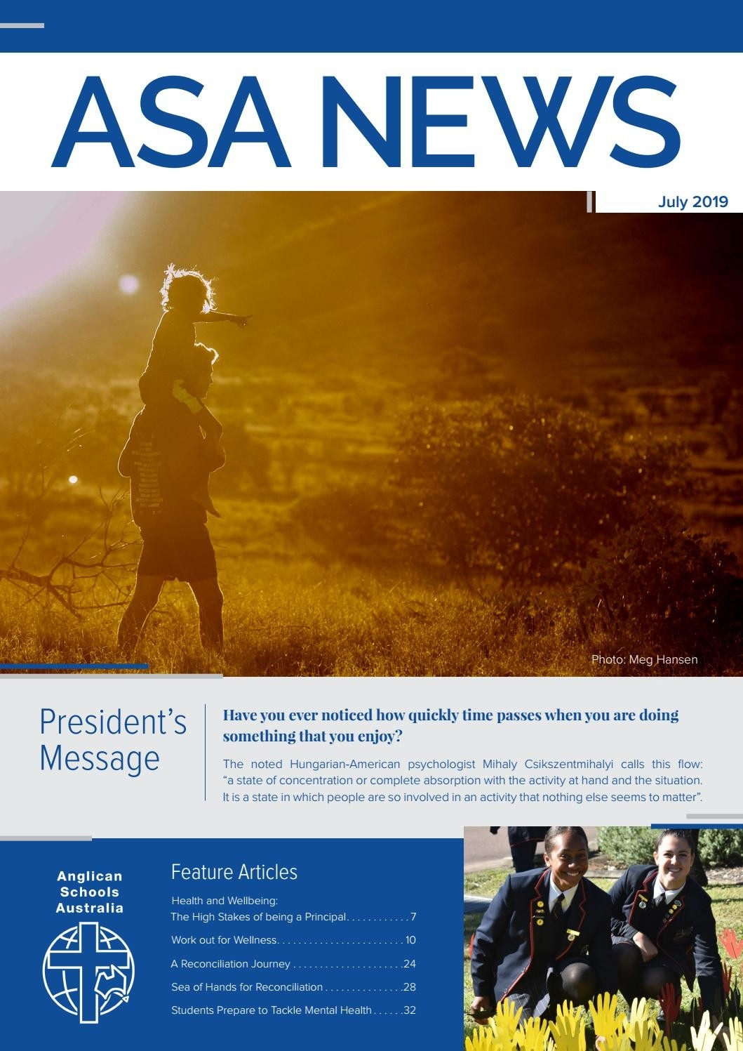 Asa News July Newsletter By Scotts - Issuu-Lowther Hall School Holidays