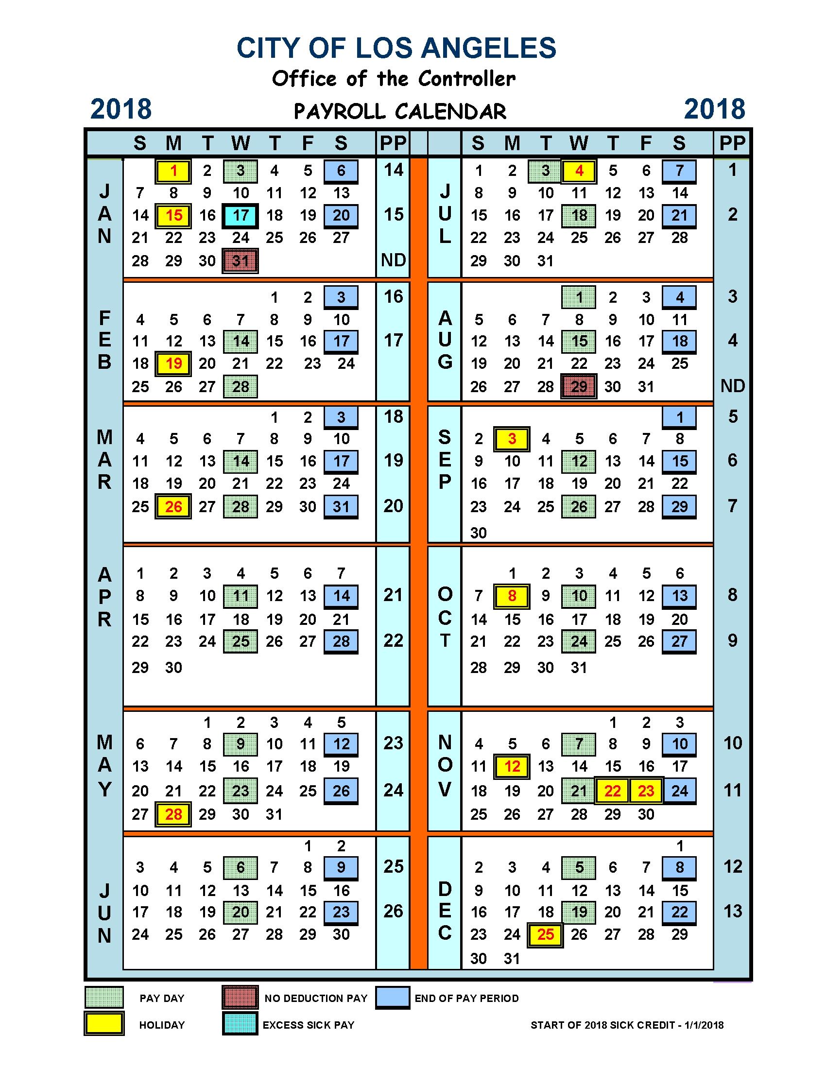 Biweekly Payroll Calendar Excel | Payroll Calendars-Biweekly Payroll Calendar 2020 Template