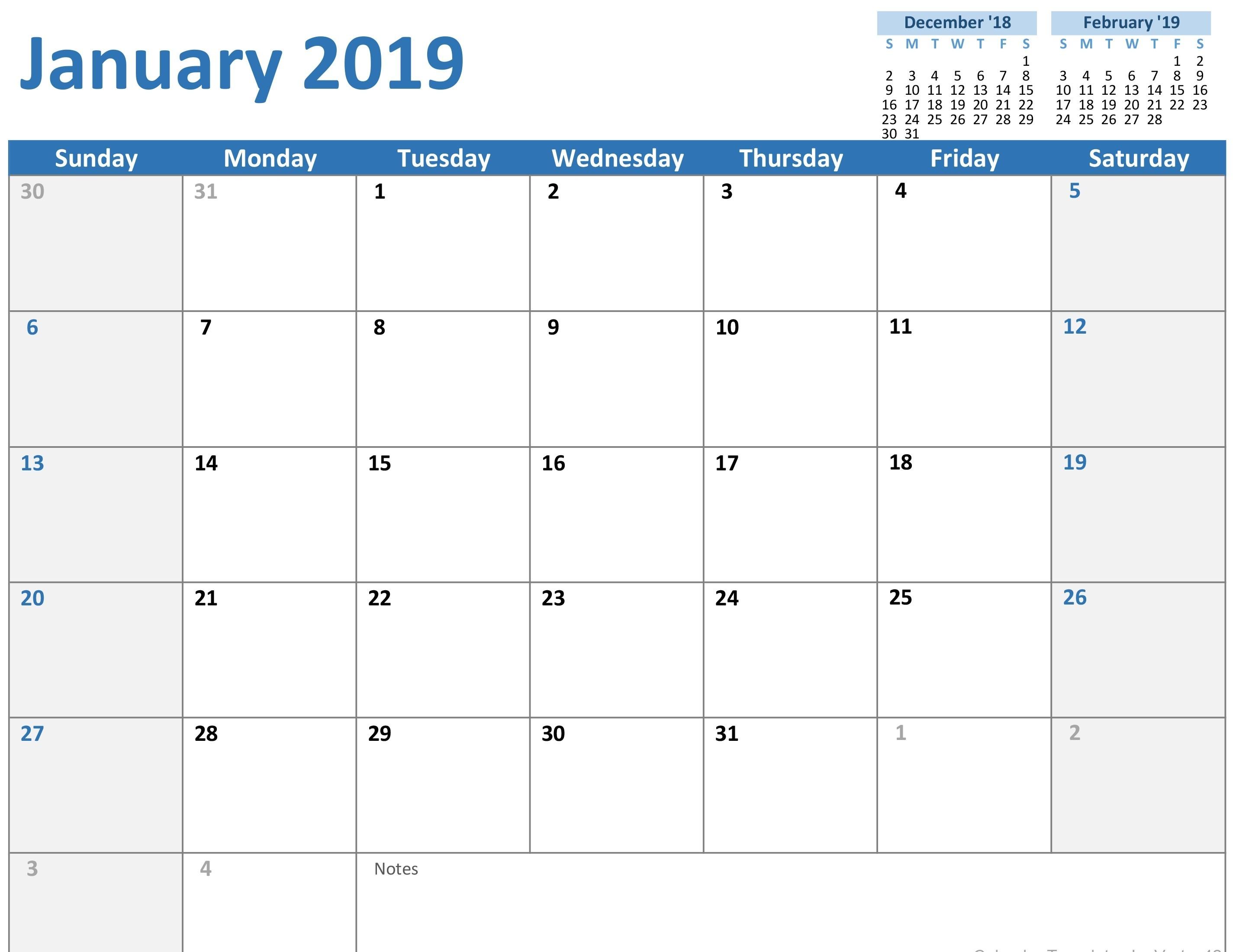 Calendar Templates For Microsoft Word - Wpa.wpart.co-Free Microsoft Word Calendar Template 2020