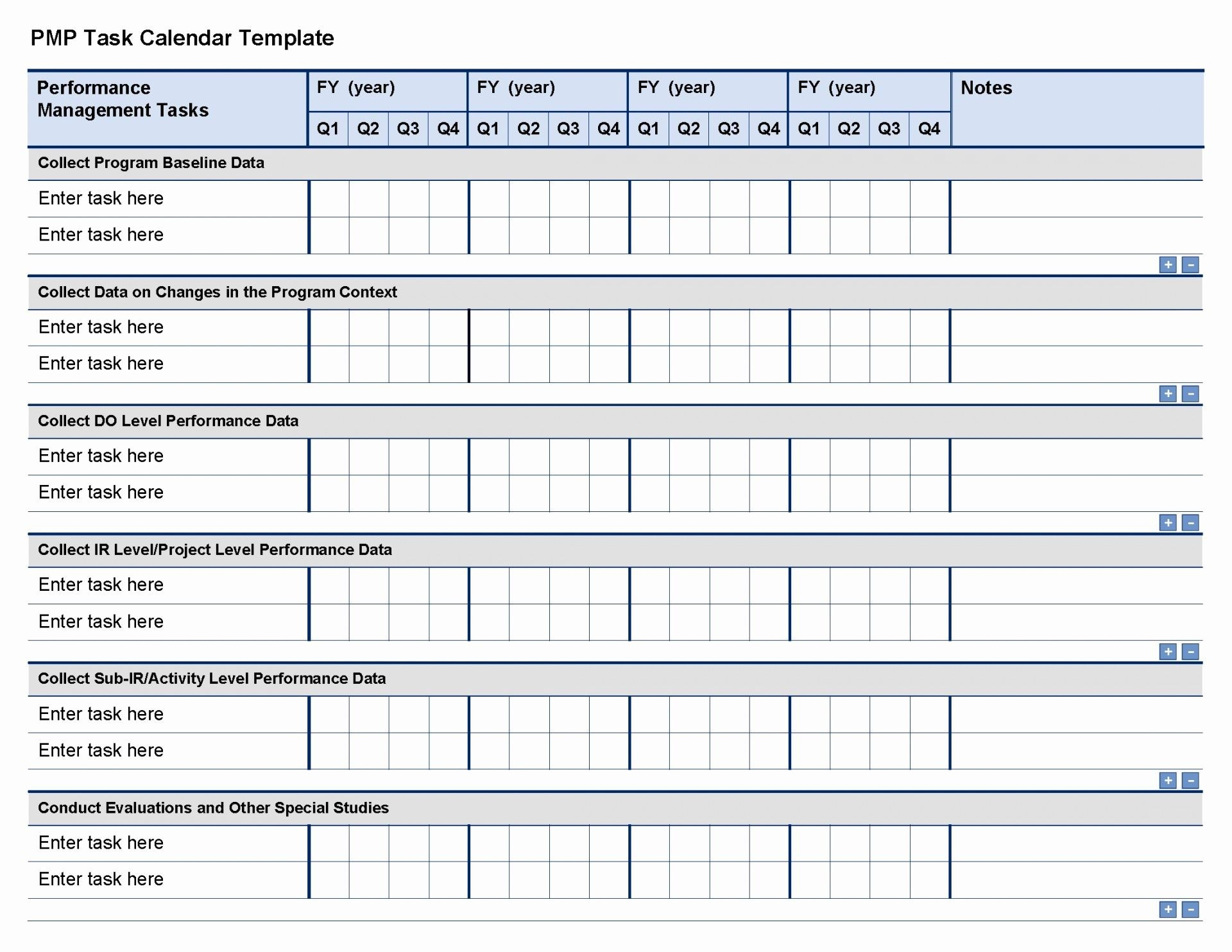 Electronic Checklist Template Lovely 26 Of Month End | Task-Monthly Calendar Checklist Excel Template