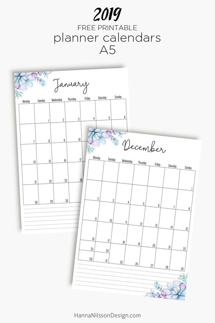 Free Yearly Calendar | Monthly Planner Printable, Monthly-At A Glance Lined Monthly Calendar Printable