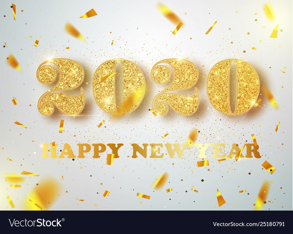 Happy New 2020 Year Holiday-Free Food Holidays 2020