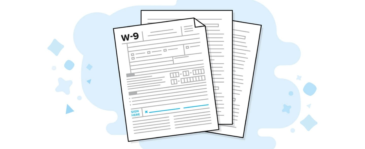 How To Fill Out A W-9 Form Online - Hellosign Blog-2020 W 9 Blank Form