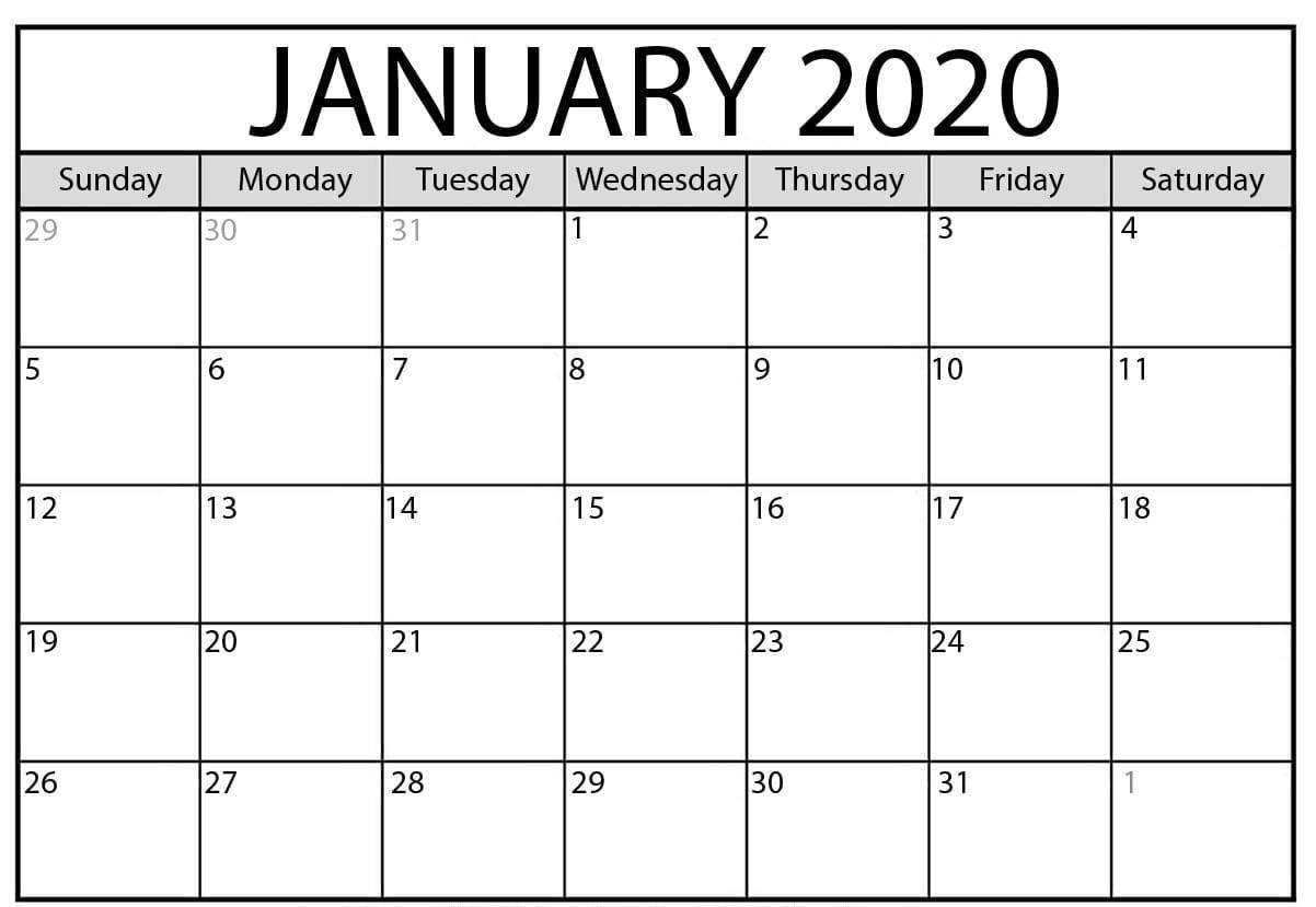 January 2020 Calendar | August Calendar, July Calendar, 2020-Printable Blank Monthly Calendar 2020 August